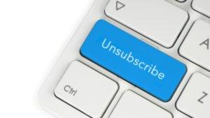 unsubscribe-300x169 Cancellazione Mailing List