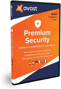 AVAST Premium Security  – Licenza 1PC