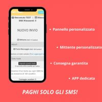 Pacchetto SMS – High Quality